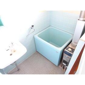 コーポ三広 203号室の風呂