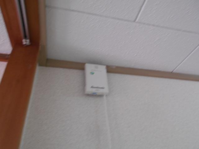 ハイツシャローム 105号室のセキュリティ