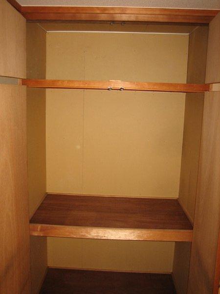 サンハイツ大野木 202号室の収納