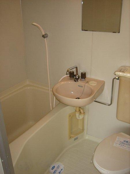 サンハイツ大野木 202号室の風呂