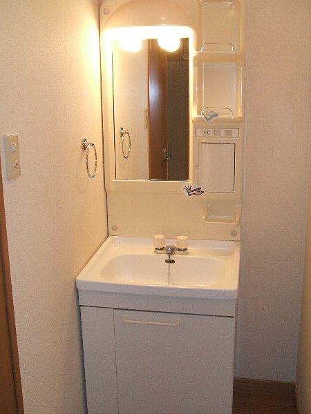 Ein Sakurai 103号室の洗面所