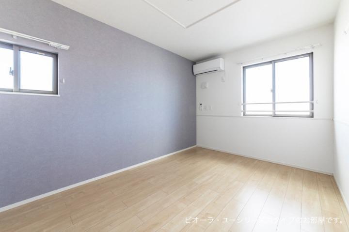 アビターレ ベッシェⅤ 02050号室のベッドルーム
