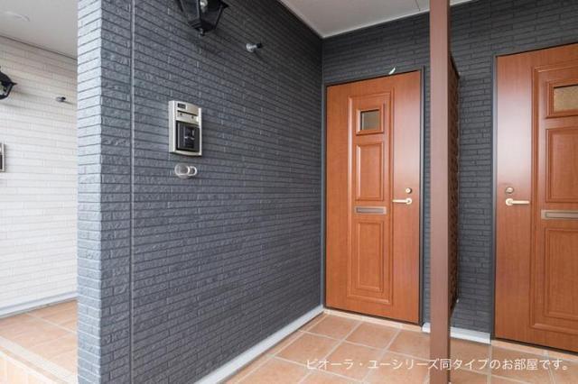 アビターレ ベッシェⅤ 02050号室のエントランス