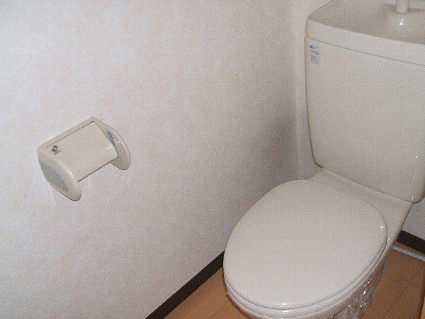 サン・friends北外山 205号室のトイレ