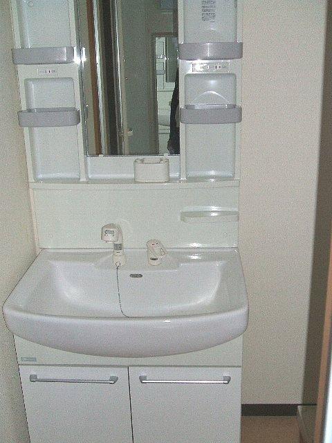サン・friends北外山 205号室の洗面所