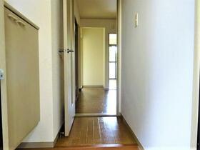 ヴィルヌーブ四谷 202号室のトイレ