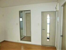 ヴィルヌーブ四谷 202号室の玄関