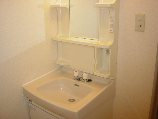 コーポ 一会 302号室の洗面所