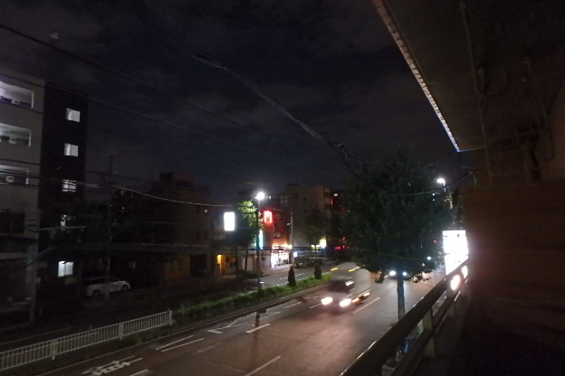 プレズ名古屋徳川 3B号室の景色