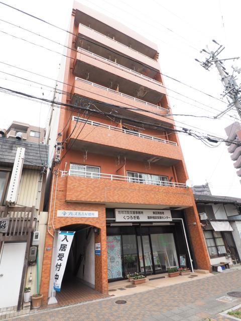 プレズ名古屋徳川 3B号室の外観
