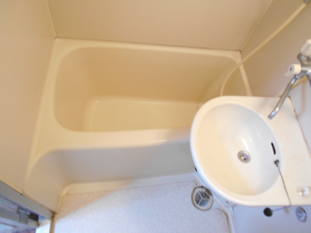 ハイランドハイツ 202号室の風呂