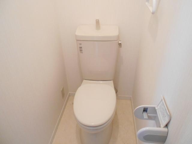 ハイランドハイツ 202号室のトイレ