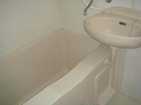 レオパレス琴 201号室の風呂