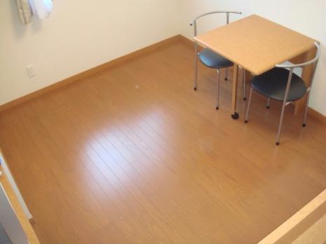 レオパレス琴 201号室のキッチン