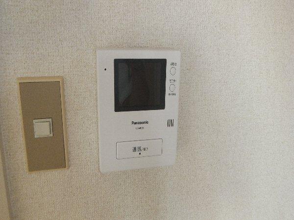新清洲クラウンビル 302号室のセキュリティ