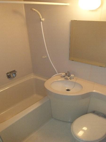 新清洲クラウンビル 302号室の洗面所