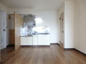 サトシビル 402号室のキッチン
