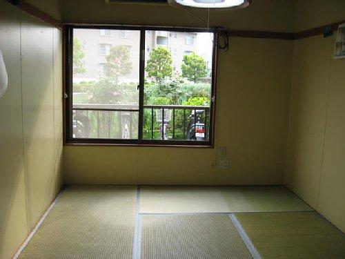 コーポエイト 205号室のリビング