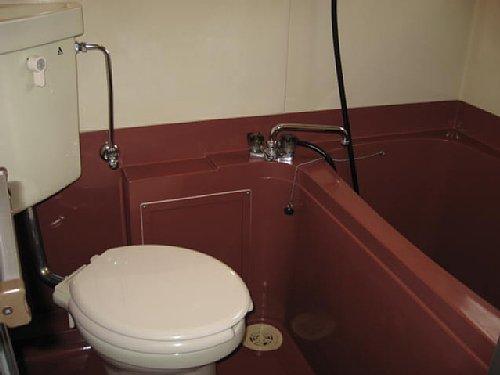 コーポエイト 205号室の風呂
