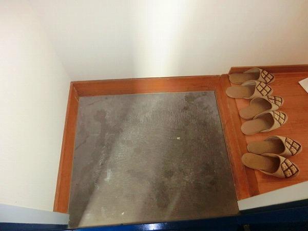 センチュリィ山の手 202号室の玄関