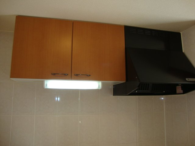 グランドコート弥生 105号室のキッチン