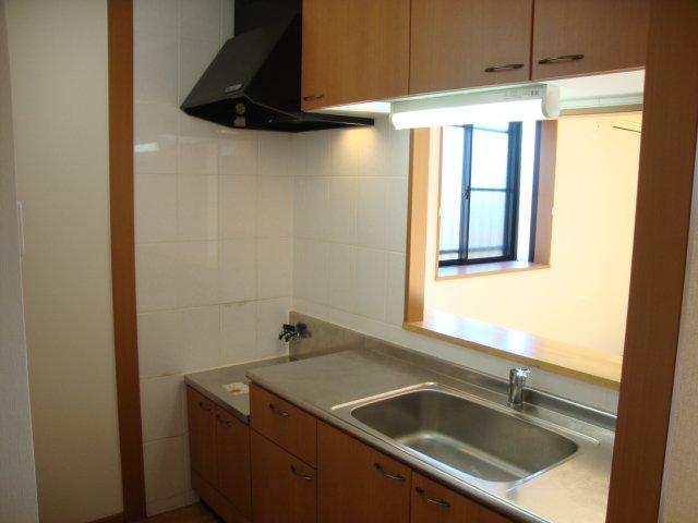 エーデルシュタイン 101号室のキッチン