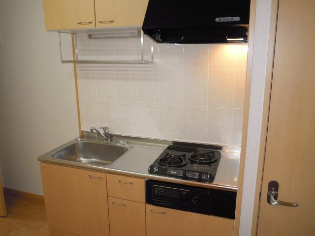 エピック キャッスル 小牧 103号室のキッチン