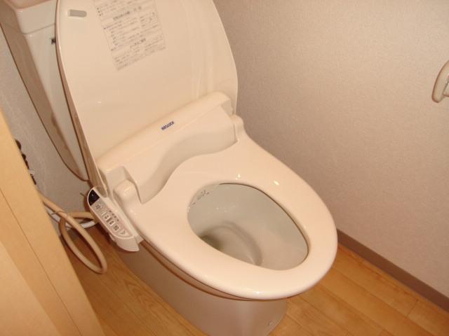 エピック キャッスル 小牧 103号室のトイレ