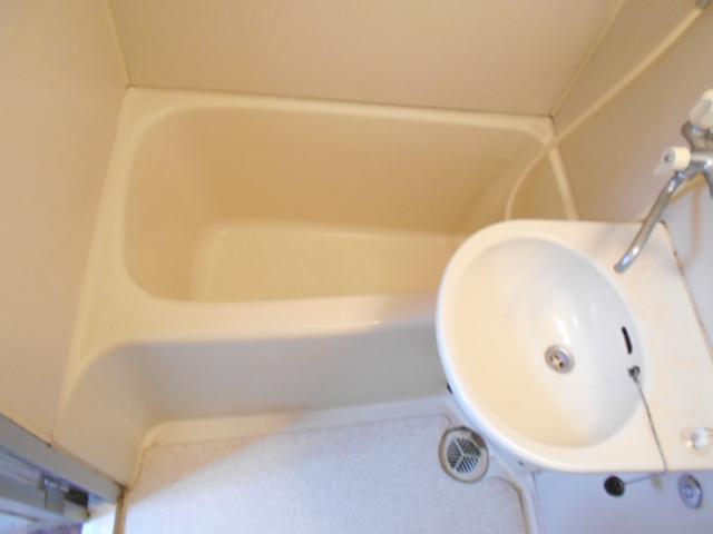 ハイランドハイツ 201号室の風呂