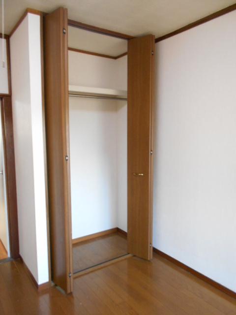ハイランドハイツ 201号室の収納