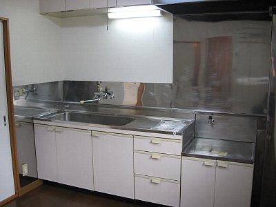 シティハイムサトウ 202号室のキッチン