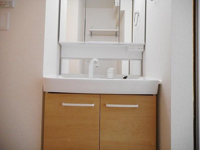 メゾン タカヤ 01040号室の洗面所