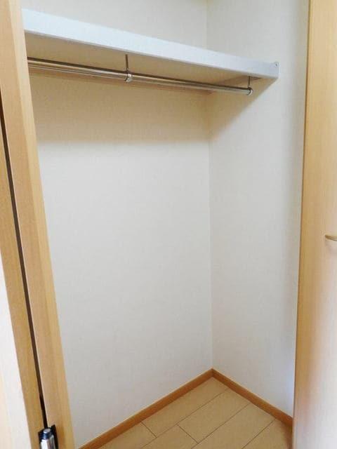 ハイライズ ミズキ 02020号室の収納