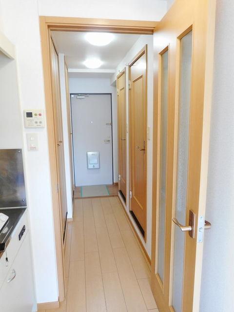 ハイライズ ミズキ 02020号室の設備