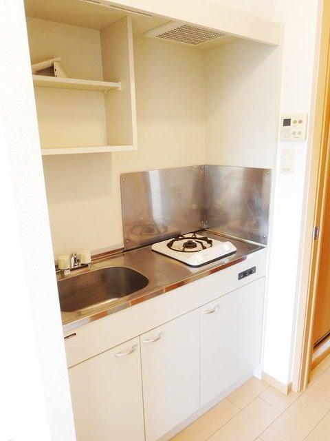 ハイライズ ミズキ 02020号室のキッチン