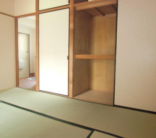 グレース犬山Ⅱ 202号室の収納
