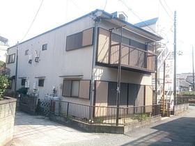 粟沢荘の外観