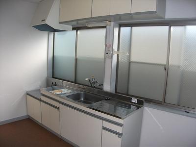 コーポ青木第5 202号室のキッチン