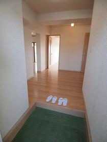 パピヨン渓北 0501号室の玄関