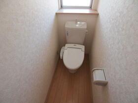 パピヨン渓北 0501号室のトイレ