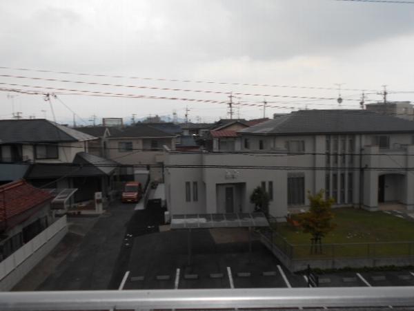 大口平和マンション 2F号室の景色