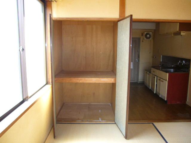 高尾ビル 307号室の収納