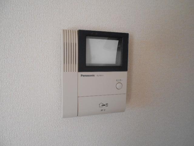 パークハイム 102号室のセキュリティ