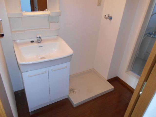 パークハイム 102号室の洗面所