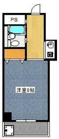 カサ・ヴェール桜ヶ丘 303号室の間取り