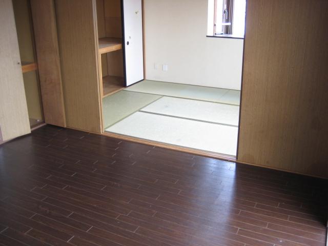 ソレアード中央 207号室の設備