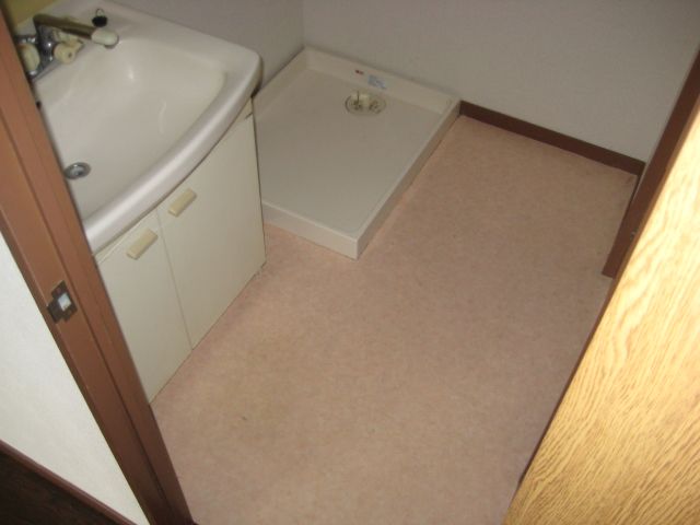 ソレアード中央 207号室の洗面所