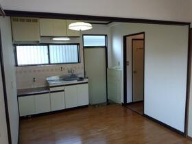 パルササキ 201号室のキッチン