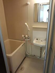 パルササキ 201号室の風呂