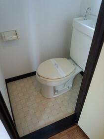 パルササキ 201号室のトイレ